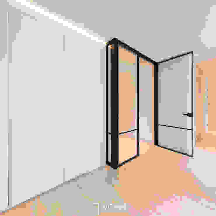 양개형 여닫이도어 by WITHJIS(위드지스) 모던