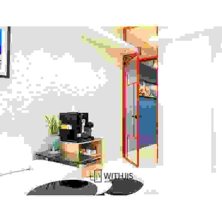 알루미늄 중문 by WITHJIS(위드지스) 모던