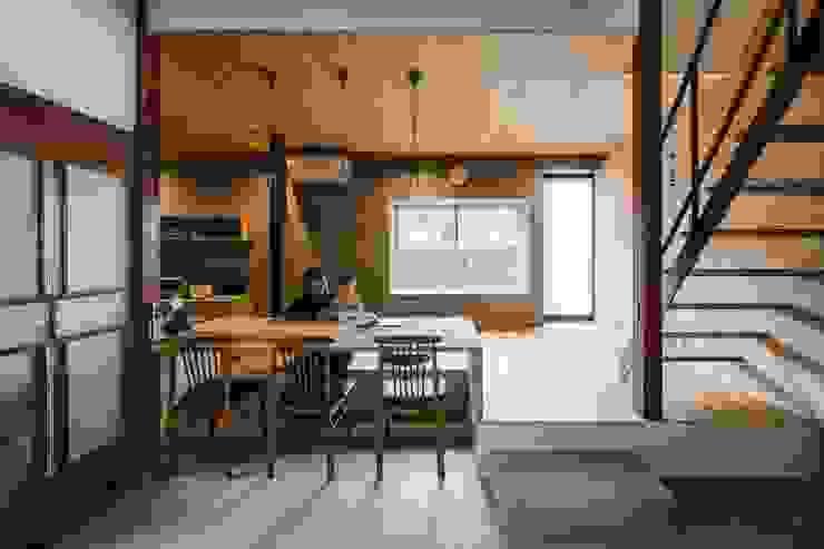 Comedores de estilo  por ALTS DESIGN OFFICE