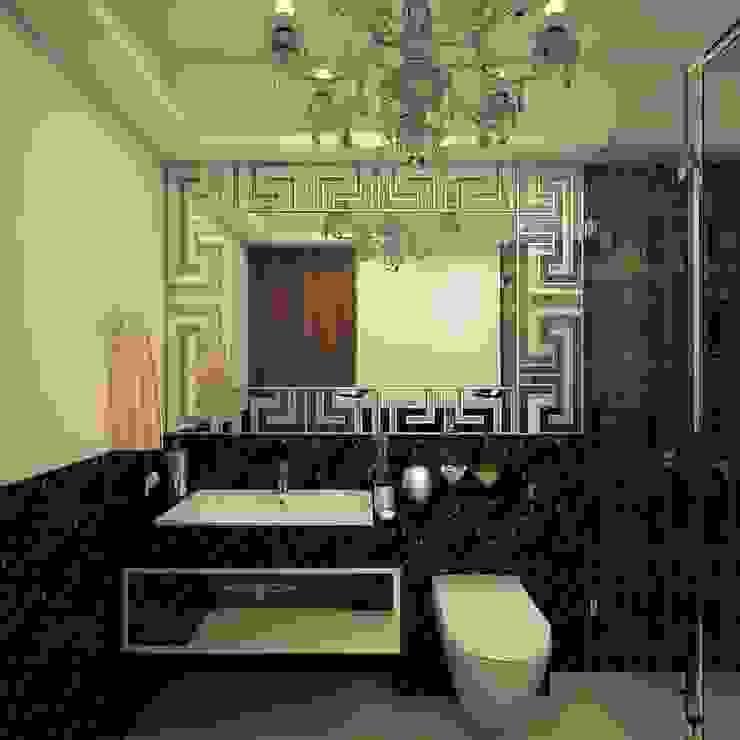Contemporary bathroom design Rhythm And Emphasis Design Studio Classic style bathroom