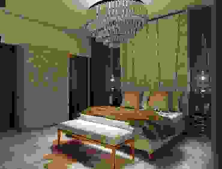luxury master bedroom design Rhythm And Emphasis Design Studio Modern style bedroom