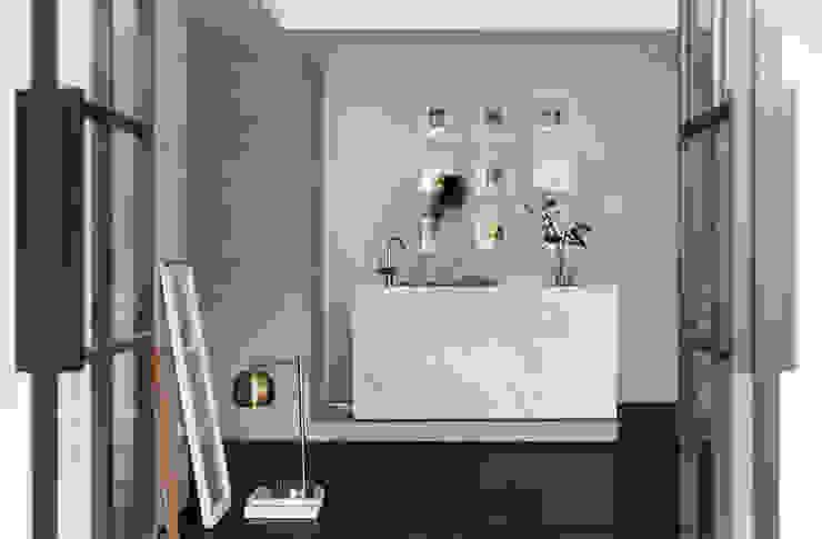 Major D Studio Modern dining room by Studio In2 深活生活設計 Modern Marble