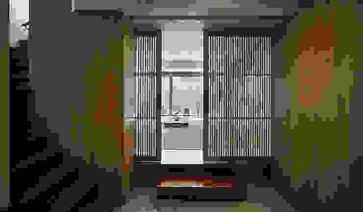 圖片 現代浴室設計點子、靈感&圖片 根據 Fertility Design 豐聚空間設計 現代風