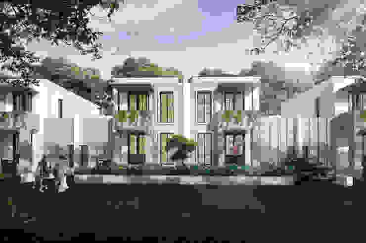 Grand Karawang City (Type 130) Classic style houses by SAE Studio (PT. Shiva Ardhyanesha Estetika) Classic