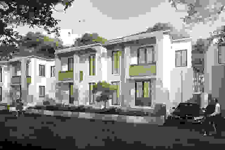 Grand Karawang City (Type 169) Classic style houses by SAE Studio (PT. Shiva Ardhyanesha Estetika) Classic