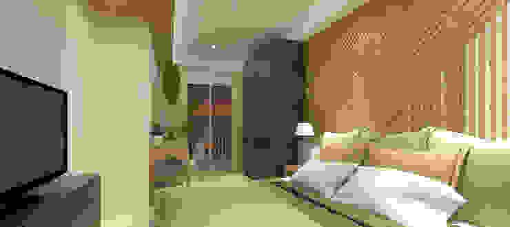 SAE Studio (PT. Shiva Ardhyanesha Estetika) Kamar Tidur Modern
