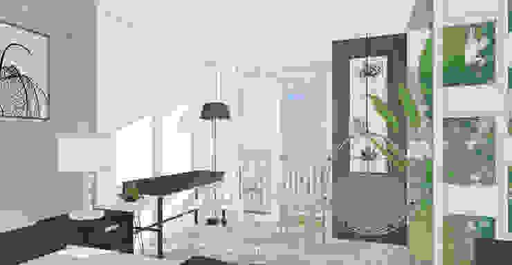 Trivium Apartment I Suite SAE Studio (PT. Shiva Ardhyanesha Estetika) Classic style bathroom