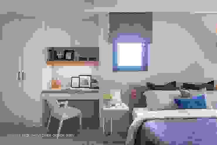 晨曦 根據 鼎士達室內裝修企劃 隨意取材風 木頭 Wood effect