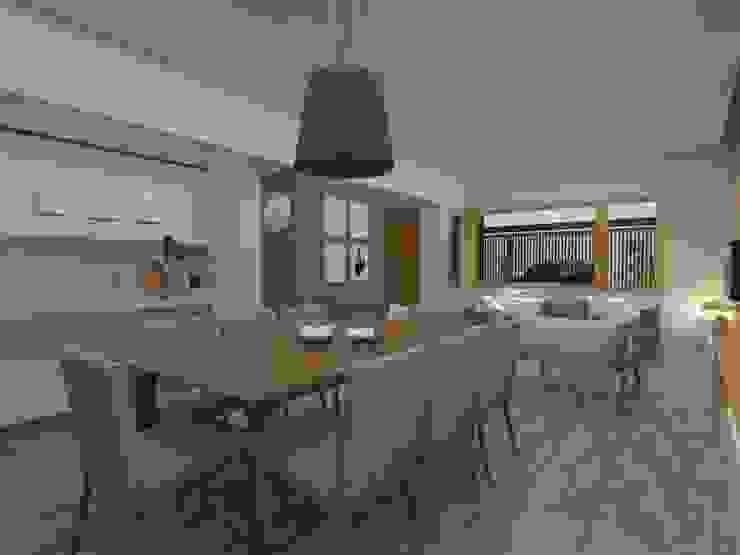 Cocina Cocinas modernas: Ideas, imágenes y decoración de SBG Estudio Moderno