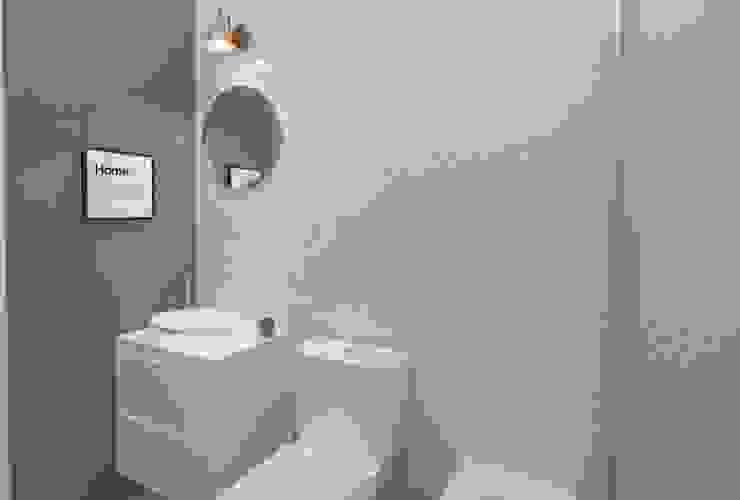 Baño Baños modernos de SBG Estudio Moderno