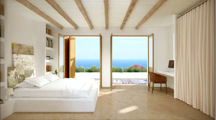 Bedroom by MADBA design & architecture
