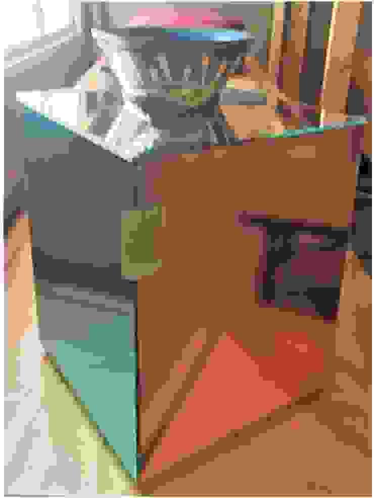 ESPEJO BAJA AUXILIAR de OCHOINFINITO Mobiliario - Interiorismo Ecléctico Vidrio