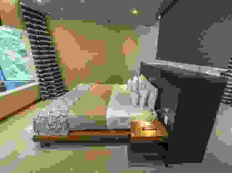 Proyecto y construcción Hotel Ivy de GS TALLER DE ARQUITECTURA Moderno Compuestos de madera y plástico