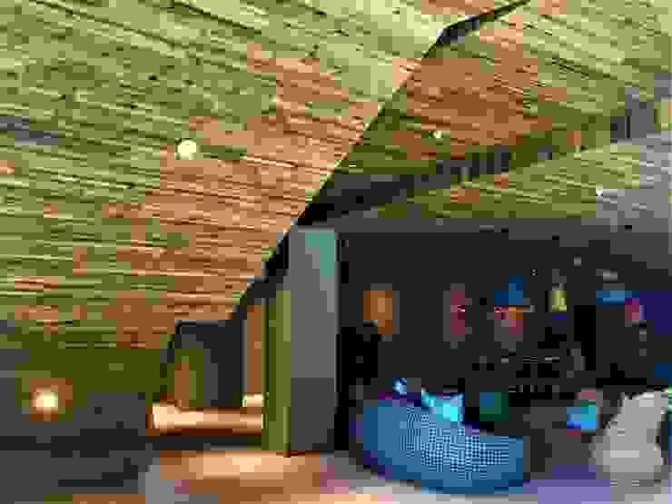 Hotel Lobby by Bambuwerks Tropical