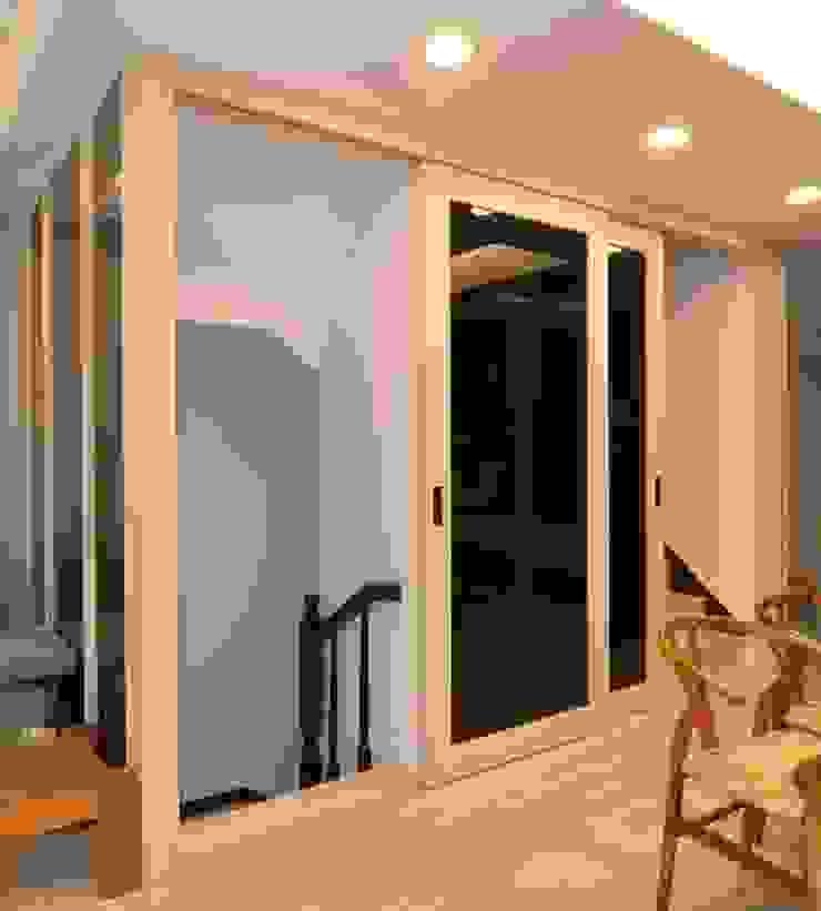 公共區域 根據 奇恩室內裝修設計工程有限公司 現代風