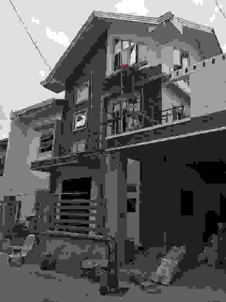 Three (3) storey Residential Building Arkitonic Builders