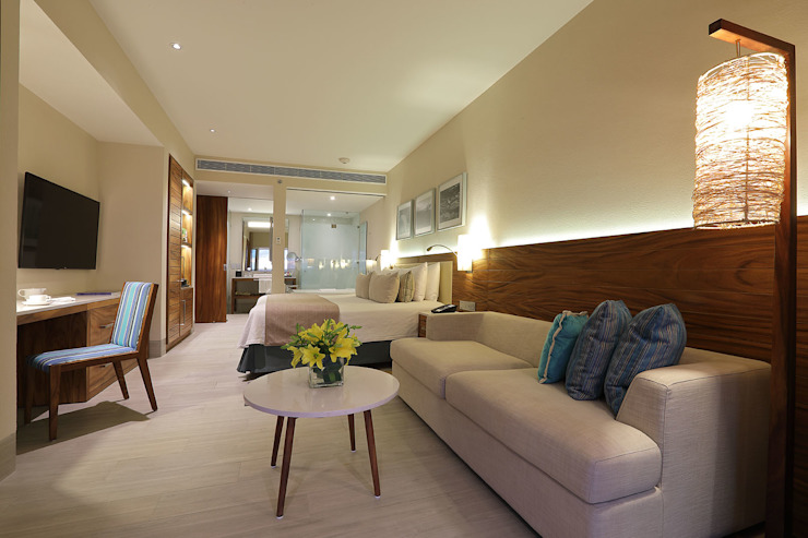 Emporio - IDEA Asociados Dormitorios modernos de IDEA Asociados Moderno
