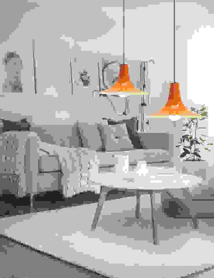 Co&Ca Lighting Living roomLighting Besi/Baja Orange