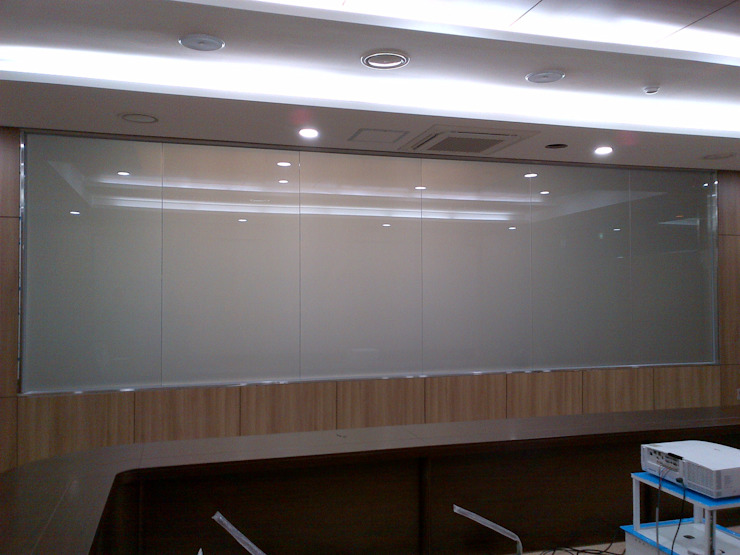 MIRACLE GLASS Special GLASS switchable glass Magic glass by (주)미라클글라스