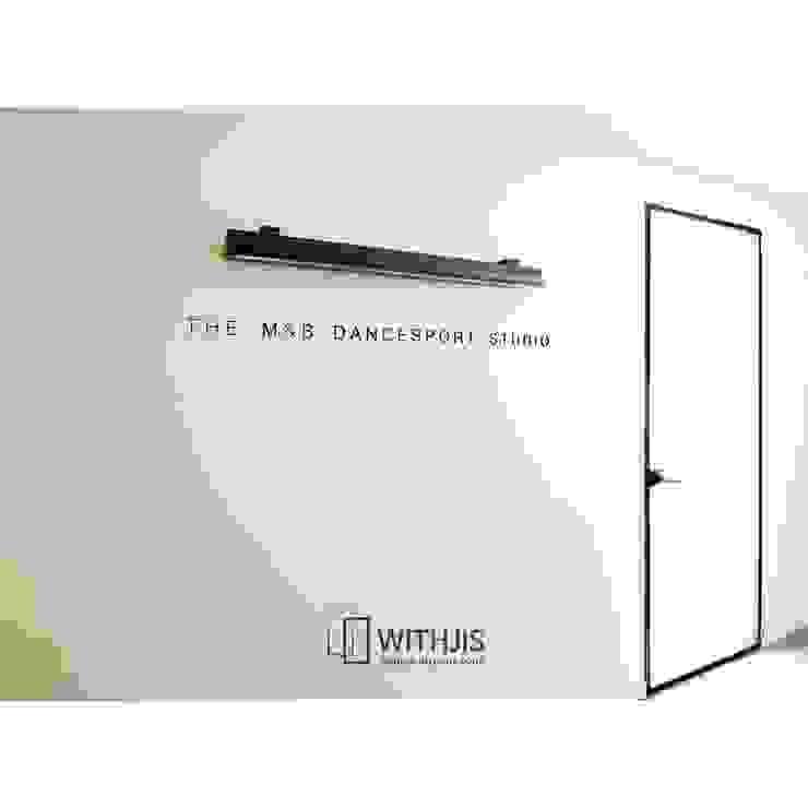 편개형 여닫이도어 by WITHJIS(위드지스) 모던