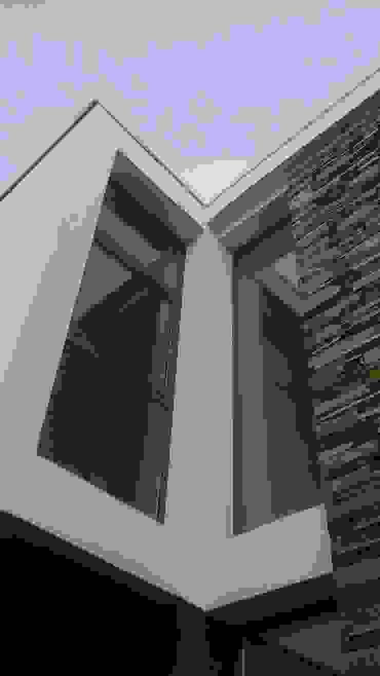 Vivienda en Cortaderas de la Noria de Azcona Vega Arquitectos Moderno
