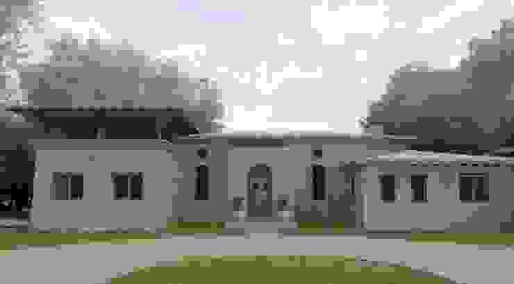Дома в стиле кантри от Azcona Vega Arquitectos Кантри