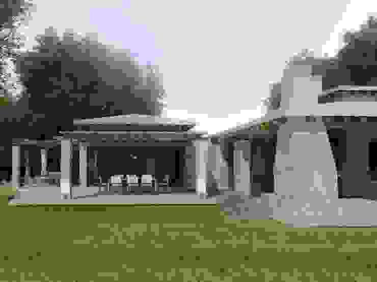 โดย Azcona Vega Arquitectos คันทรี่