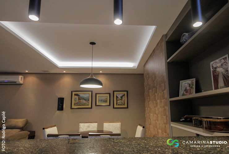 Camarina Studio Modern Dining Room