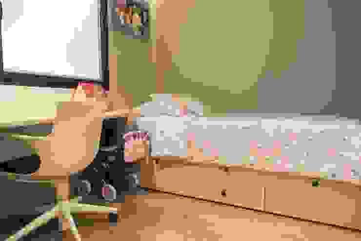 Dormitorios infantiles de estilo moderno de Goian Moderno
