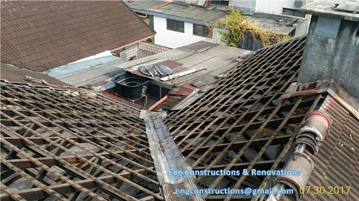 Roofing by Sam Contractors Ipoh Asian