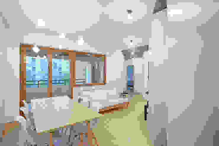 Casa per studenti MAMESTUDIO Soggiorno moderno