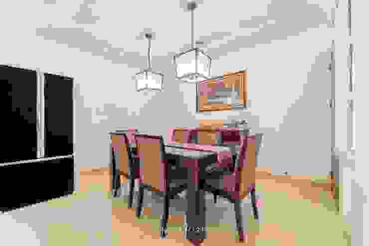 Ruang Makan Ruang Makan Modern Oleh INTERIORES - Interior Consultant & Build Modern