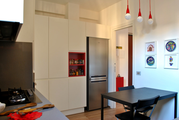 Fil Rouge BAGUA Sala da pranzo moderna