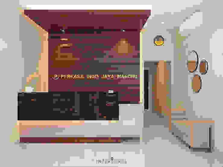Reception Area (Front) Oleh INTERIORES - Interior Consultant & Build