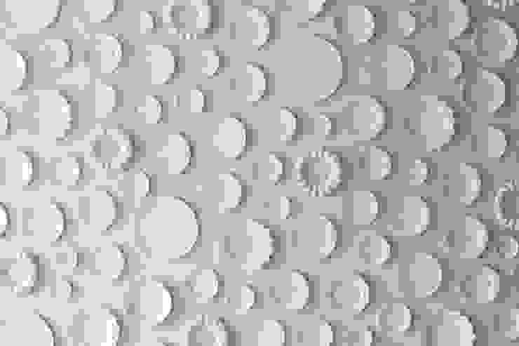 Larforma 廚房餐具、陶器與玻璃製品 陶器 White