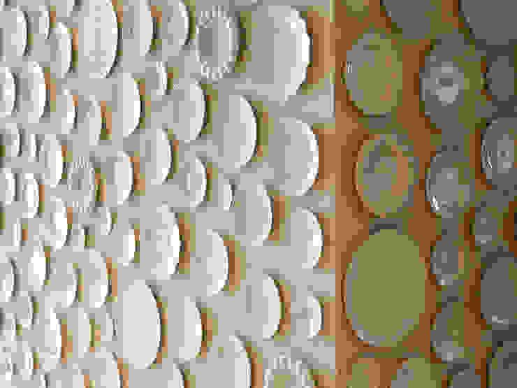 Larforma 藝術品其他藝術物件 陶器 White