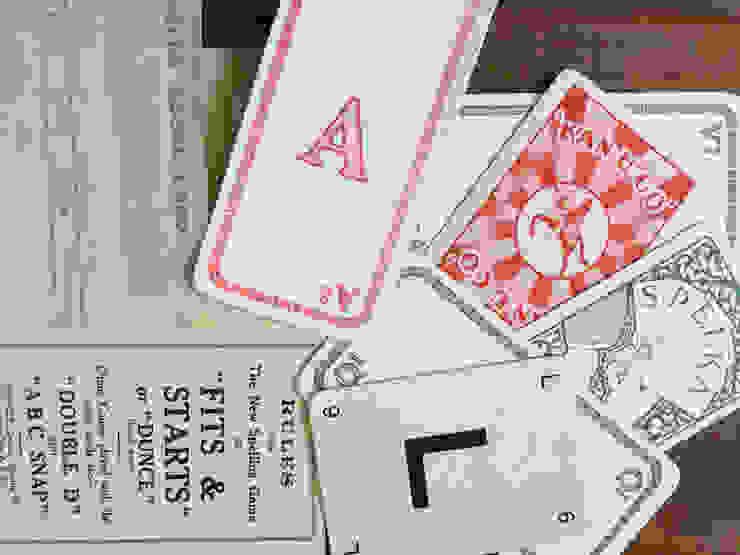 Vintage letters made into your personal fridge magnet wisdom Rural Retro HogarAccesorios y decoración