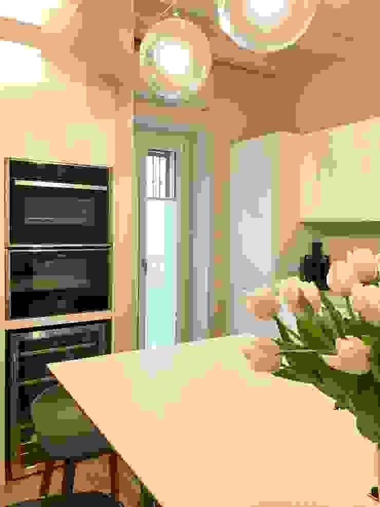 Cucina di Cozzi Arch. Mauro Moderno