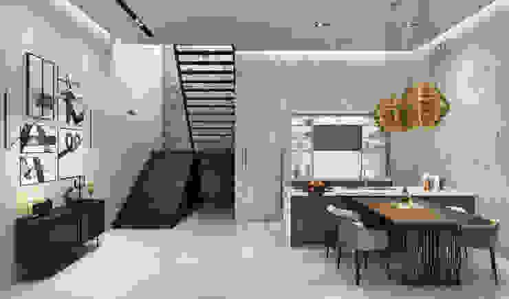 Studio 25 Stairs