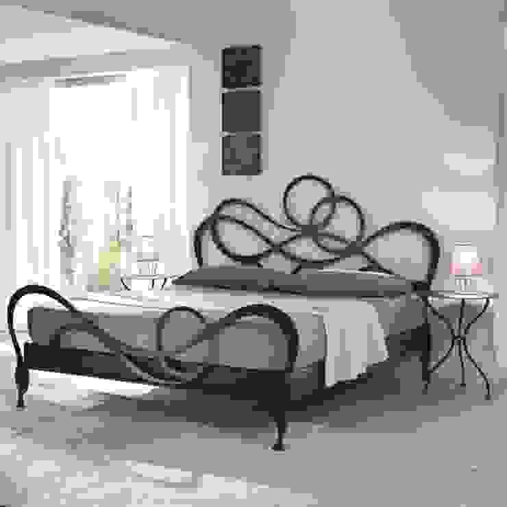 Modern style bedroom by Karyola Başlığı Modern Metal