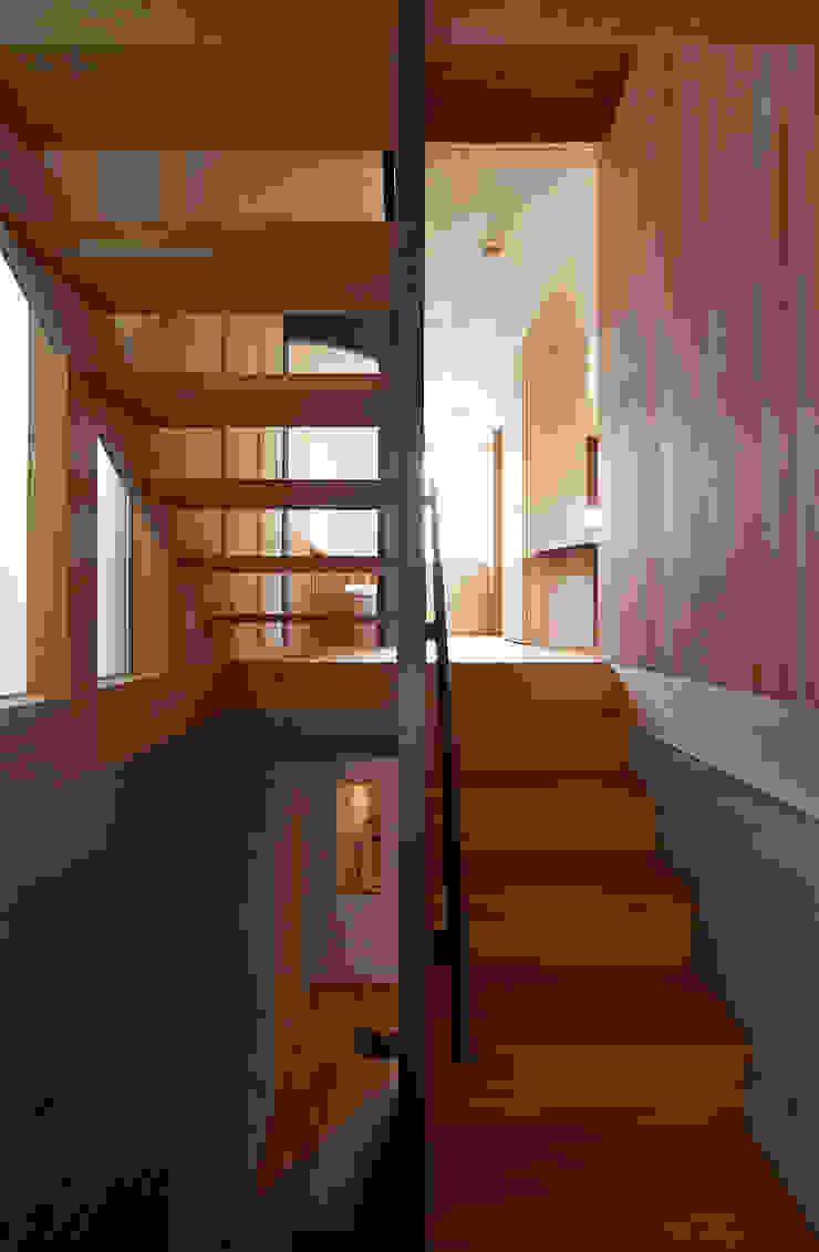小笠原建築研究室 Stairs Reinforced concrete