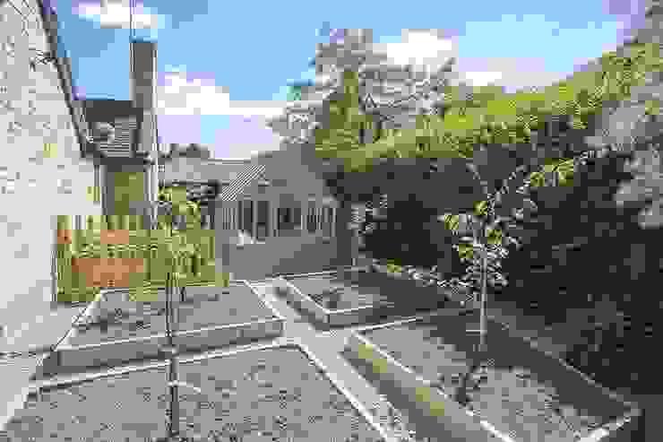 Pike Cottage ARB Architecture Ltd Giardino rurale