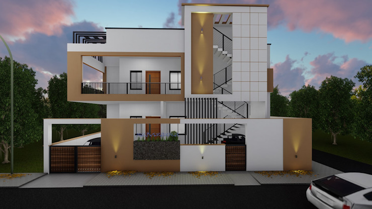 von Cfolios Design And Construction Solutions Pvt Ltd
