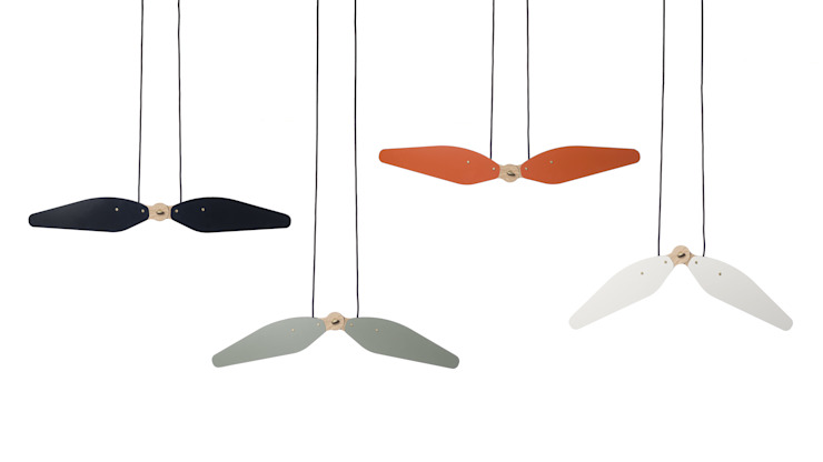 Manu verschillende standen mogelijk: modern  door Studio Erwin Zwiers, Modern