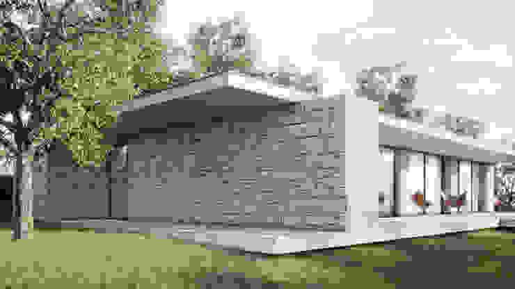 David Bilo | Arquitecto Minimalist houses Granite