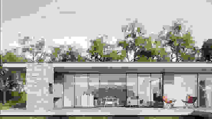 David Bilo | Arquitecto Minimalist houses Glass