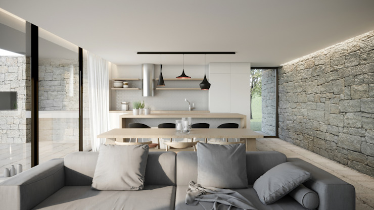 David Bilo | Arquitecto Minimalist living room