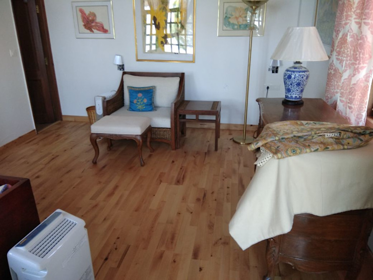 Junckers Hardwood Floor - 14mm by Opulo India Classic
