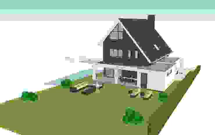 von Brand I BBA Architecten Landhaus
