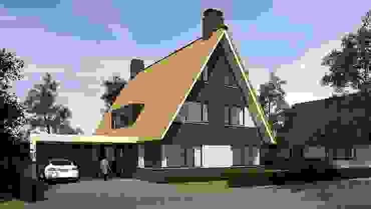 Brand I BBA Architecten Villas